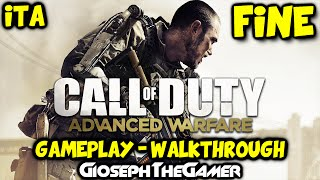 call of duty advanced warfare   gameplay walkthrough ita parte 15 finale   terminus by gioseph