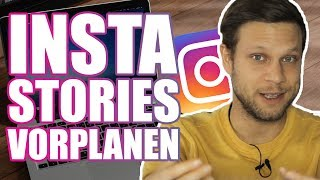 🔥 Instagram Stories: Vorplanen und Bot - Slickpost Tutorial 🔥| #FragDenDan