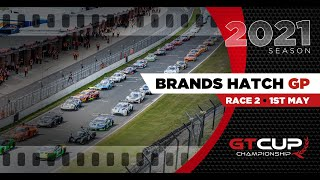 GT Cup Championship | Round 6 | Pit-Stop Race | Brands Hatch | 1st May 2021
