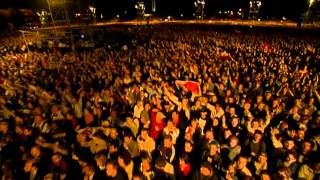 Jean Michel Jarre - Mury [Solidarnosc Live].HD