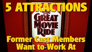 5 Attractions Former Cast Members Would Work ...
