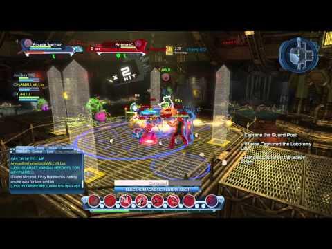 DC Universe Online Gibraltar Elite Legends PvP