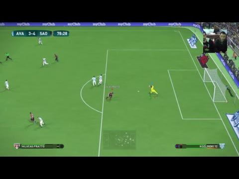 Avaí vs São Paulo - Campeonato Brasileiro Virtual - Wanted Games