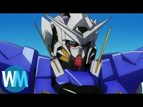 Top 10 Gundam Mecha REDUX