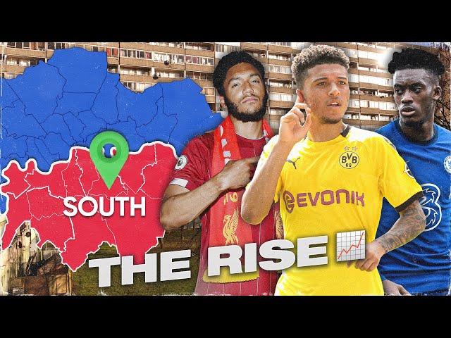 Rise Of A South London Baller ft. Joe Gomez & Hudson-Odoi