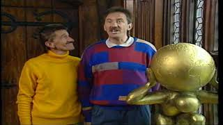 Chucklevision 3x03 Stop That World