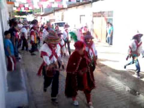 Baile de las cueras 2012