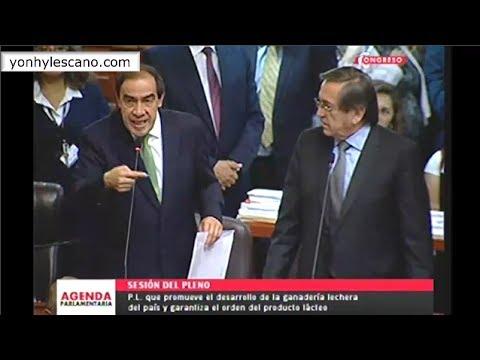 Lescano recuerda a Aprista Del Castillo, Mercedes Aráoz y Alan García que ellos...