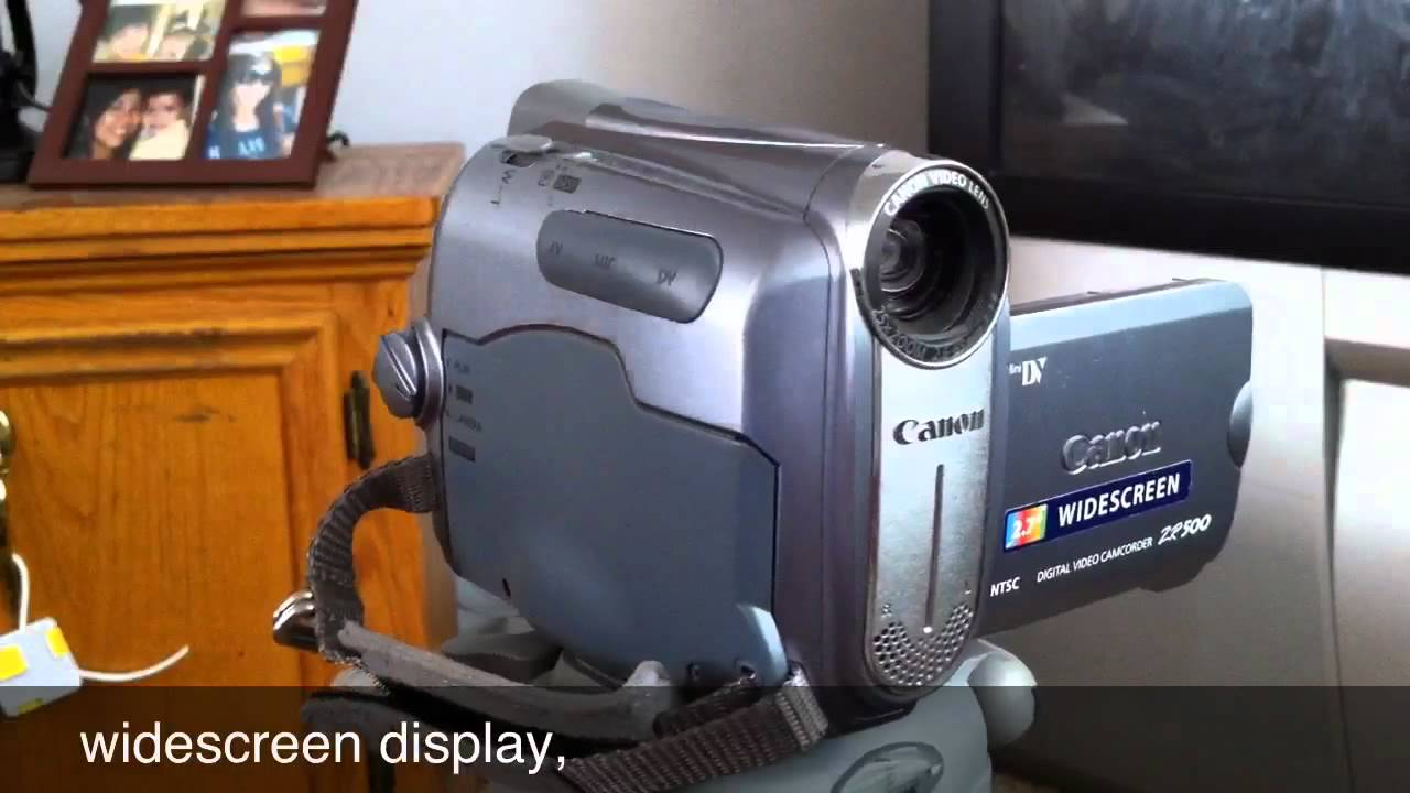 CANON ZR500 CAMCORDER DRIVER FOR MAC DOWNLOAD