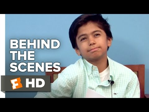 The Jungle Book Behind the s  Audition 2016  Neel Sethi Movie