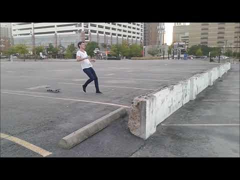 Skating Downtown Houston (ft.Jon Borthwick)