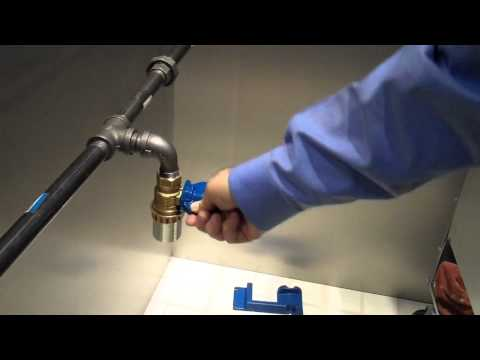 NAFEM 2011 Dormont Safety Gas Hose and Safety Set
