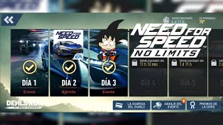 Need For Speed No Limits Android Honda Nsx 2017 Dia 3 Exento