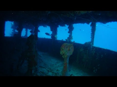 Truk Lagoon Wreck Diving