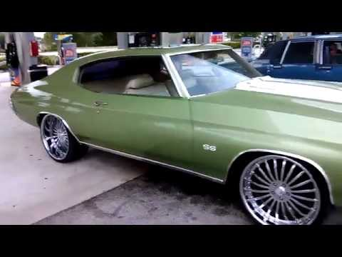 Cutlass Rosoio Of additionally R as well E A F F Fecaf C further Impala Ss Lowering Springs together with Hqdefault. on 1971 chevy impala on 24s