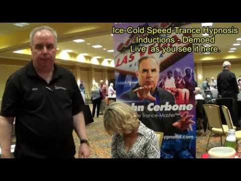 John Cerbone's Speed Trance Induction of the week – 33