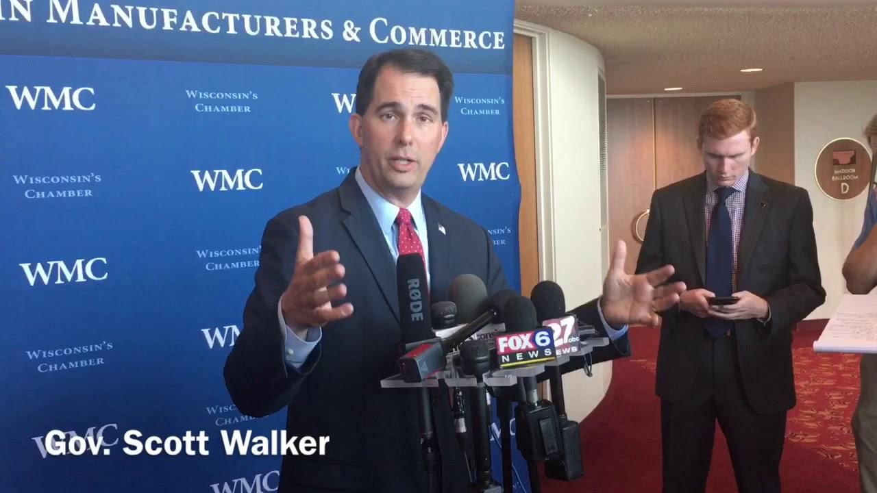 Image result for photos of governor scott walker