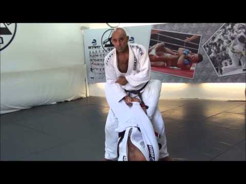 Basic Closed Guard Pass from Brazil