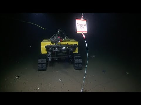 Recovering Wally the Benthic Crawler | Nautilus Live