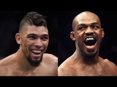 Джон Джонс о следующем сопернике, Фергюсон о смене дивизиона, полутяжеловес UFC о бое с Нганну
