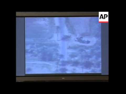 US releases cockpit video filmed over Iraqi no fly zones