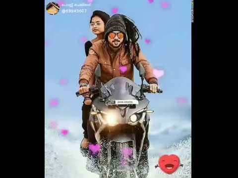 💓 New Malayalam romantic BGM   malayalam romantic whatsapp status 2019