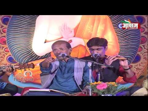 Bhimrao Panchale ( Ghazal Navaj) Performance in Buddha Festival 2015