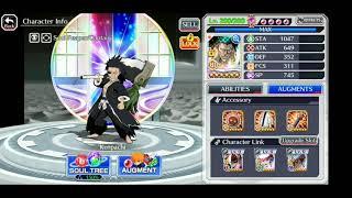 Bankai Kenpachi (Bleach Brave Souls) Level 200 0-0-0