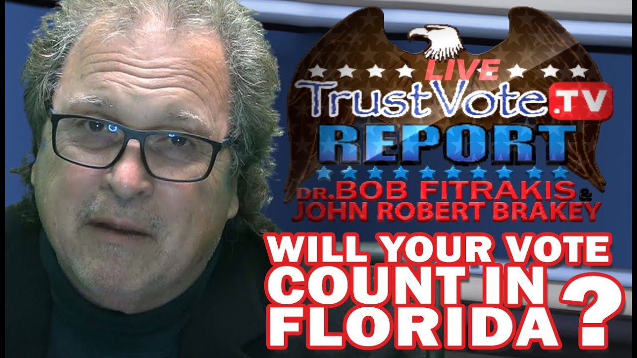 TrustVote Report   Will Your Vote Count in Florida?