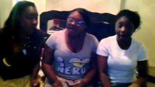 Laurencia and my sisters singing