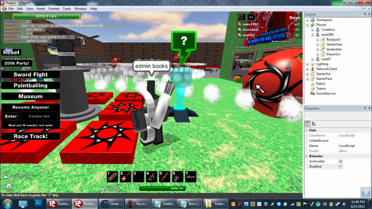 Roblox Synapse Exploit Download Rbxrocks Dll Injector Roblox Scripts Get Robux For Tasks