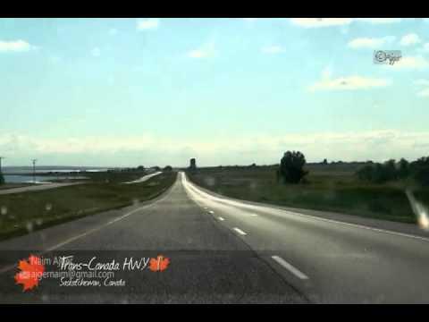 Regina to Swift Current, Saskatchewan, CA
