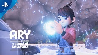 Ary and the Secret of Seasons - PAX Gameplay Overview | PS4