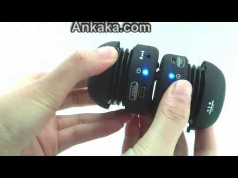 rechargeable portable speakers for mp3 players