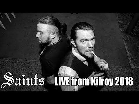 The Youtube Saints - Live from the ballpit (Kilroy 2018)