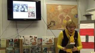 Лекция Ольги Мяэотс