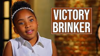 What AGT didn't tell you about Victory Brinker | America's Got Talent Season 16