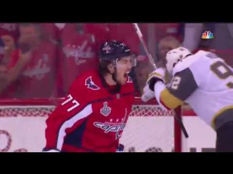 Oshie's Game 4 Stanley Cup Final Goal