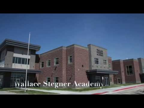 Wallace Stegner Academy Ribbon Cutting Ceremony Video