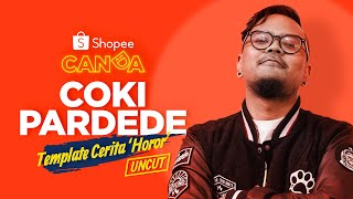 Stand up Comedy - Coki Pardede (UNCUT) | Shopee Canda