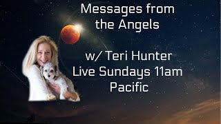 5° LIBRA NEW MOON - Love & Romance - Angelic Wisdom with Teri Hunter