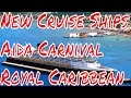 Cruise Ship Updates Disney Cruise Line History Aida New Ships Royal Caribbean Carnival