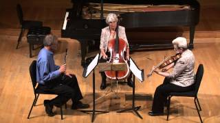 Colorado State University Virtuoso Faculty Chamber 4-21-14