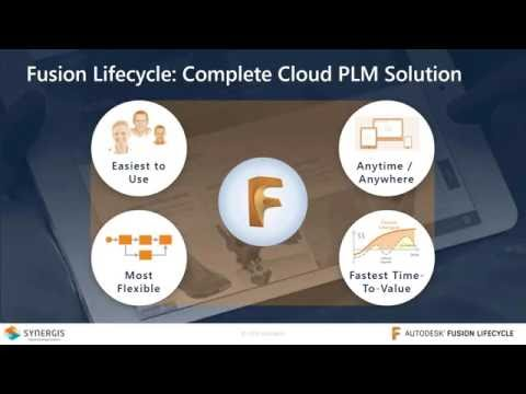 Autodesk Fusion Lifecycle – Part 2, Items, Bills of Material, and Change Management