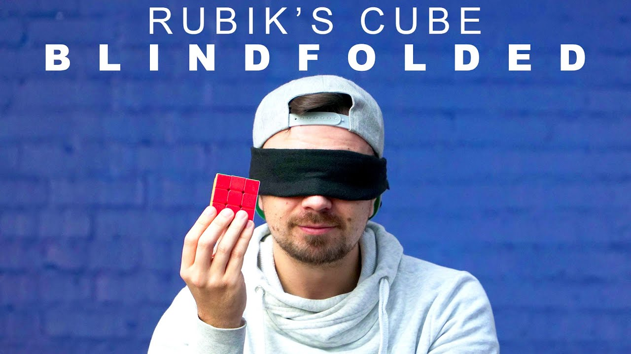 Download How I Learned to Solve the Rubik's Cube Blindfolded