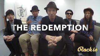 KEMURIのベーシストTSUDAが率いるTHE REDEMPTION(ザ・リデンプション)が...