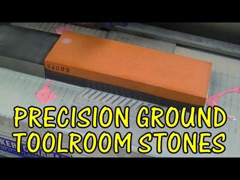 PRECISION GROUND TOOLROOM STONES