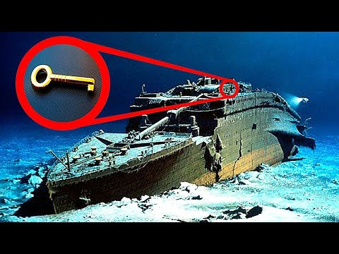 10 Most Unbelievable Things Found on the Titanic