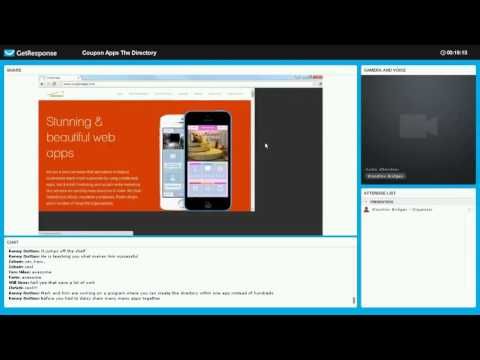 Coupon Apps developing the directory. Part 1