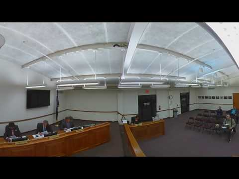 Chester County Council Meeting 2-21-2017